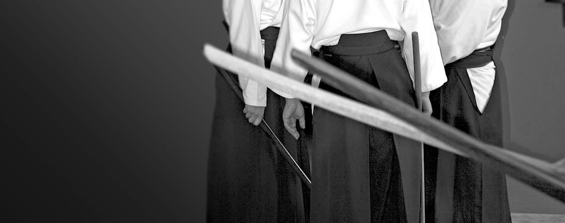 Stage d'armes dirigé par LEMAN Senseï – le 16 octobre 2016