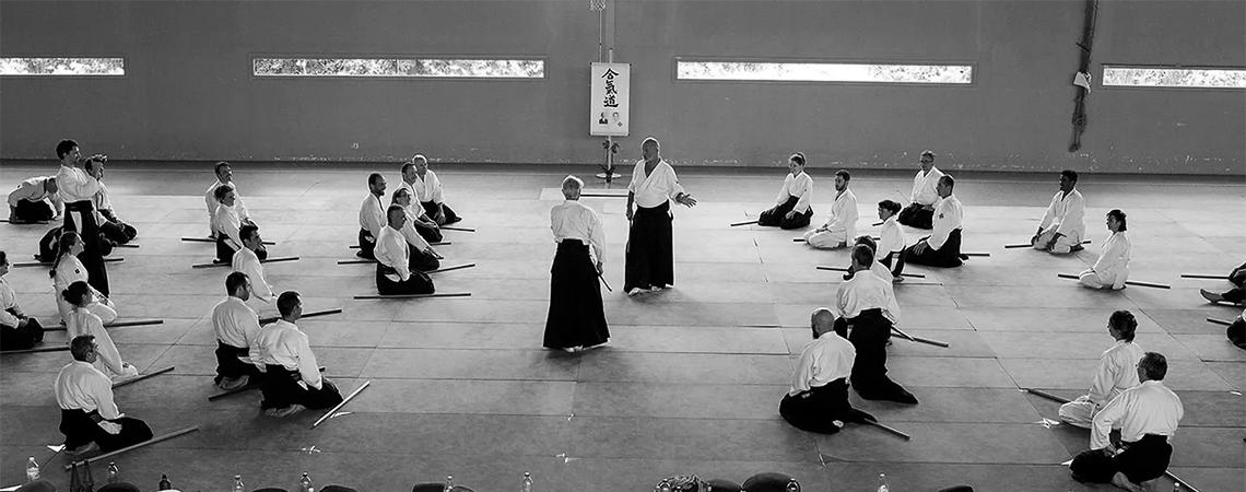 Stage de Jodo dirigé par LEMAN Senseï – les 3 & 4 octobre 2020